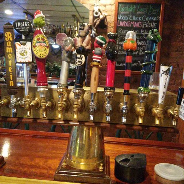We've battled through the snow and made it to the taps. So while you're out sledding swing by for a few beers and some fresh soup, a bowl of chili or a delicious burger. We'll leave the light on for you. - from Instagram