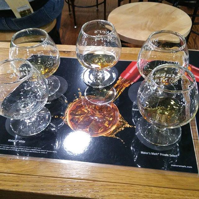 #makersmark #tasting - from Instagram