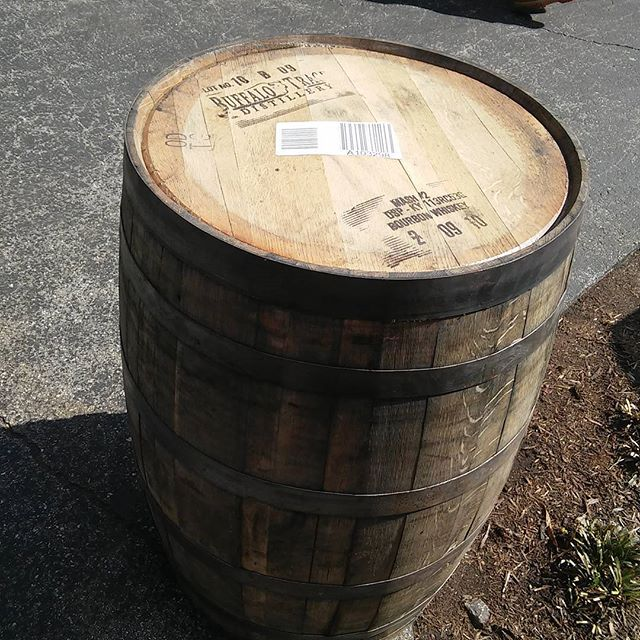 #eureka #paydirt got me a barrel soon to be filled with Colossus Imperial Stout! - from Instagram